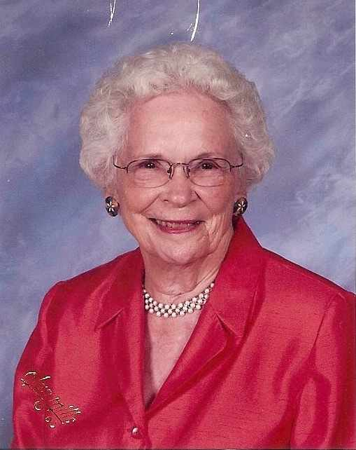 Mary Ellen Lentz