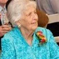 Mrs. Cleone Hayward Peet