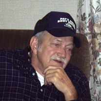 Charles Robert Burrough Sr