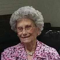 Mrs. Maudie Foster