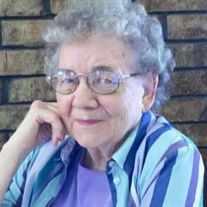 Mrs. Betty Jane Rives Rice