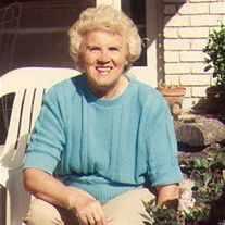 Gerda Johanna Wagner