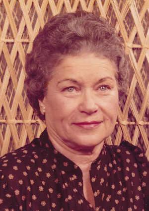 Bernice Lavon (Hauck) Mullins