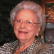 Mrs. Beckie Faye Coats