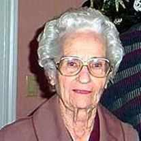 Mrs. Violet M Hull