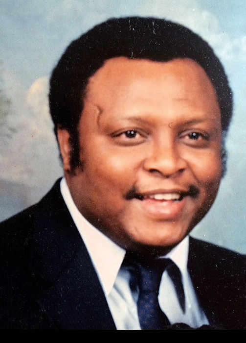 Rev. Lee Lawrence Reese