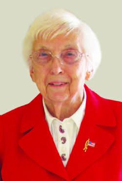 Bernice Elaine Tedrow Baker