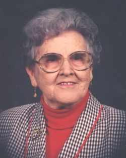 Gladys Ratcliffe