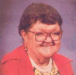 Bessie Lorraine Petty
