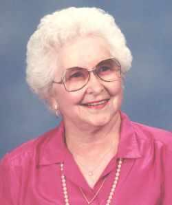 Mary McCrary
