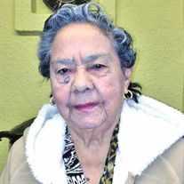 Mrs. Eva L. Moralez